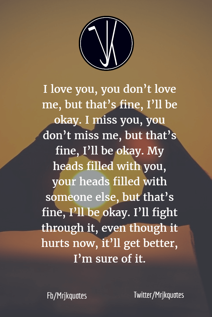 Heart Touching & Inspirational Quotes About Love