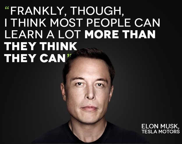 Elon Musk Quotes about Hard Work