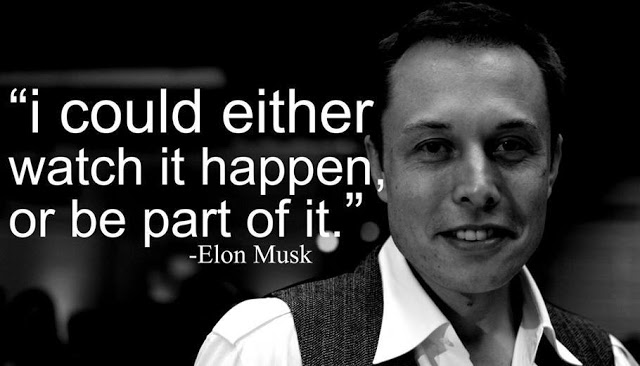 Elon Musk Quotes about Life