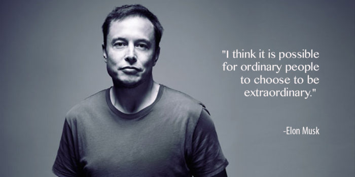 Elon Musk Quotes about Success