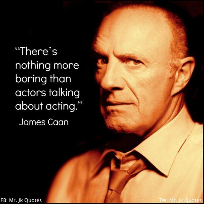 Goof Acting Quotes