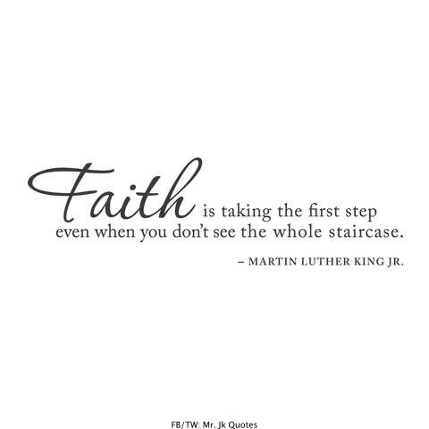Blind Faith Quotes