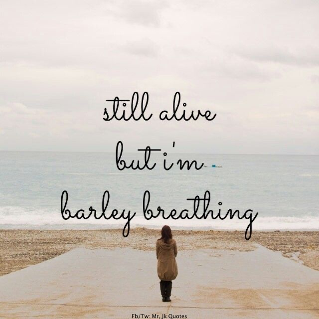 Breathing Quotes