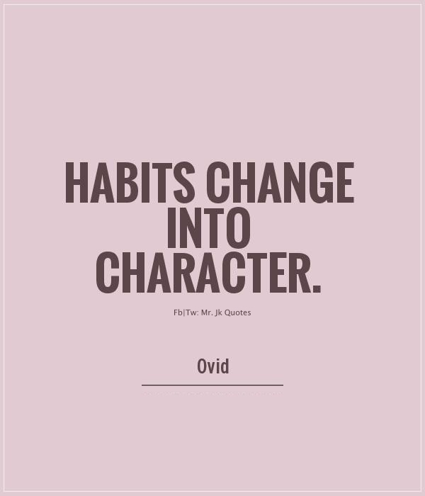 Bad Character Quotes