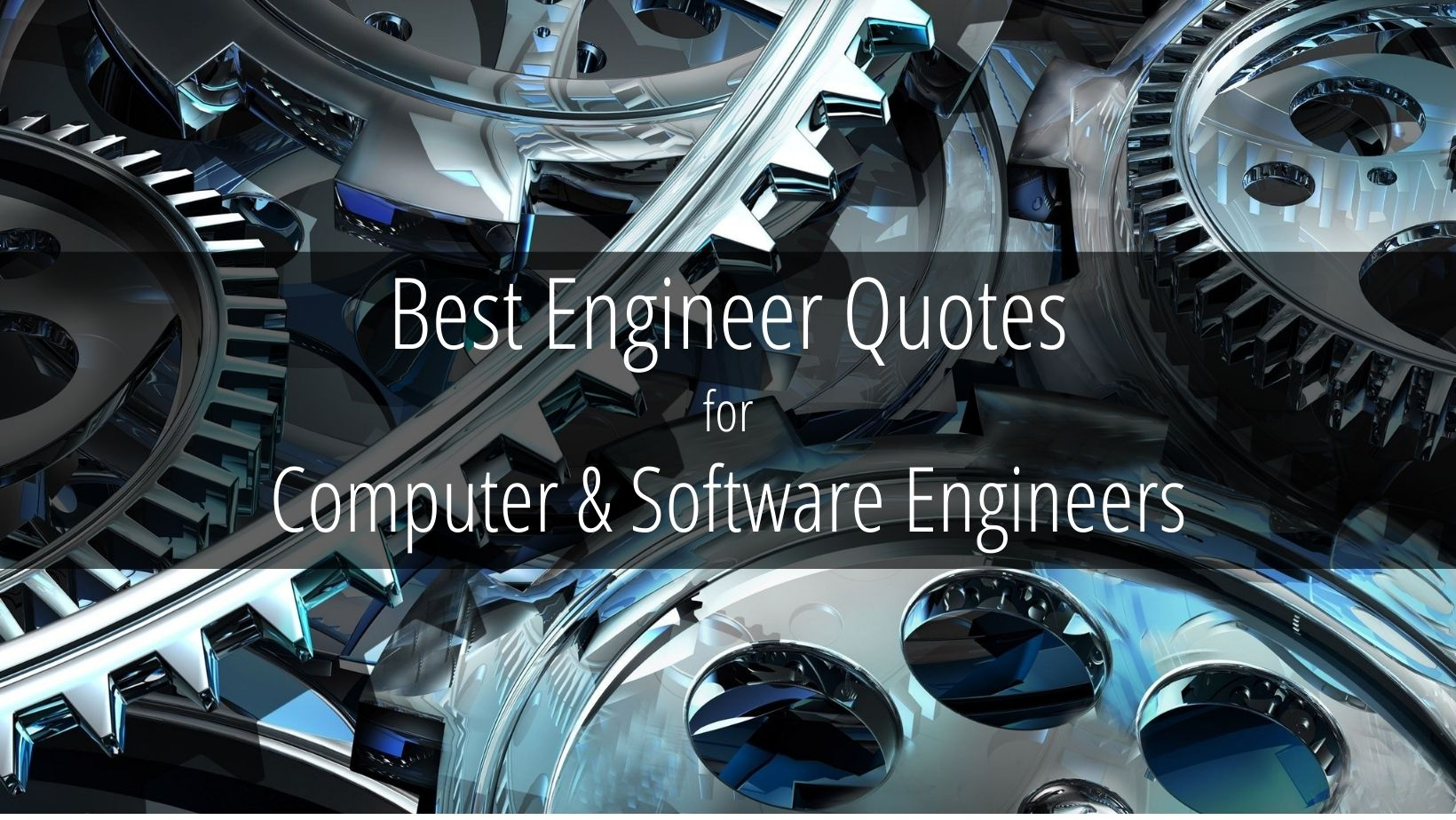 Best Engineer Quotes