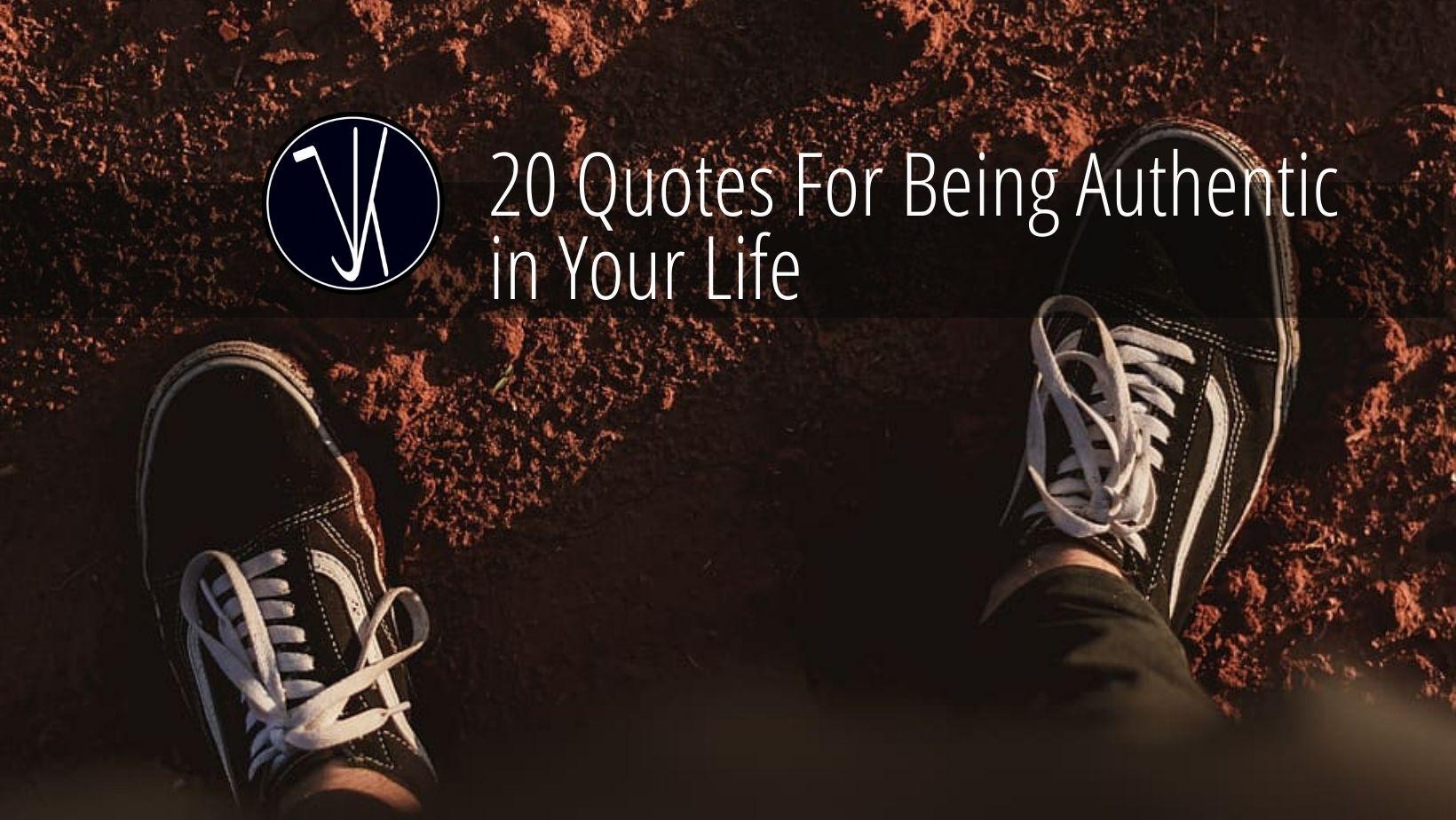 Authentic Quotes