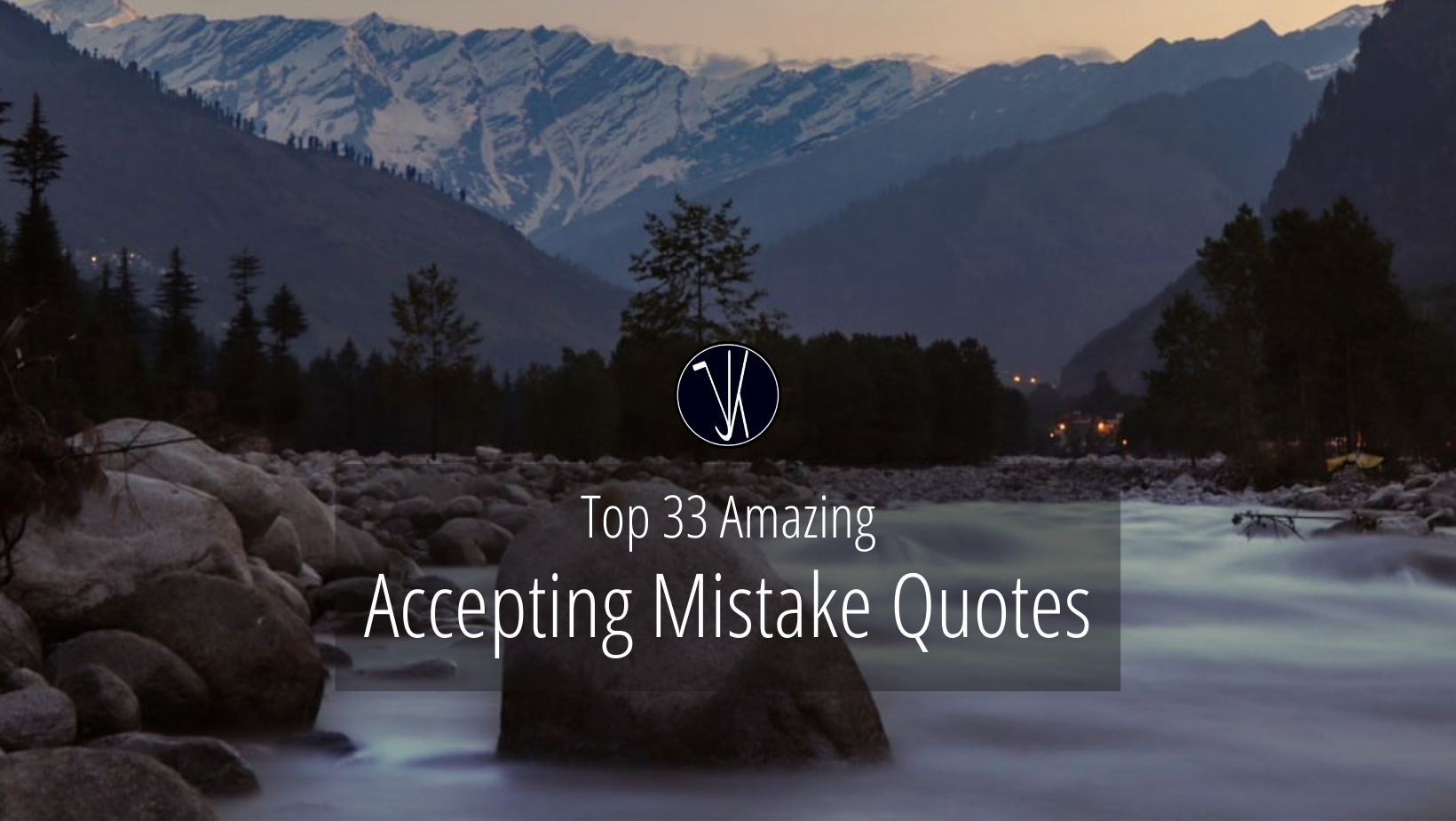 Best Mistake Quotes