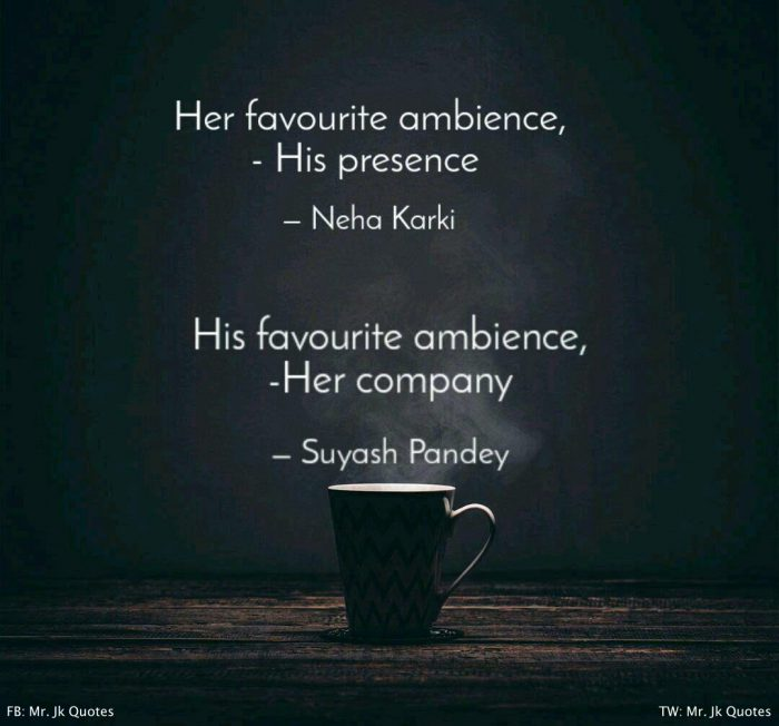 Nature Ambience Quotes
