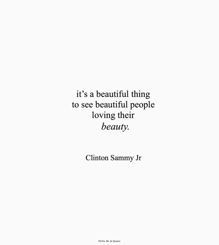 Beautiful People Quotes