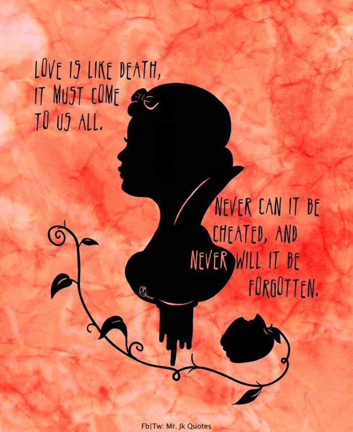 Snow White Quotes