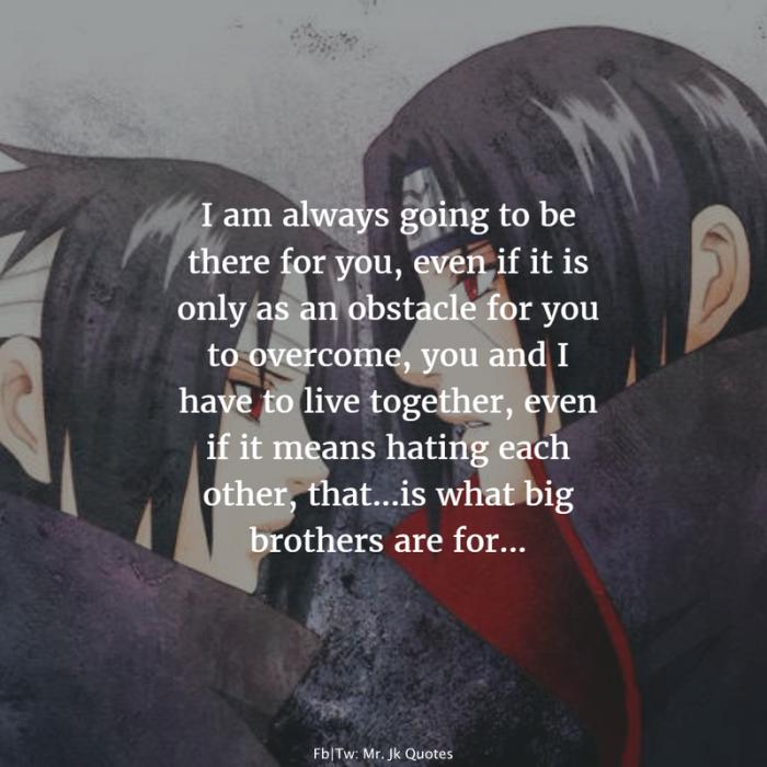 Best 20 Itachi Uchiha Quotes from Naruto Shippuden 3