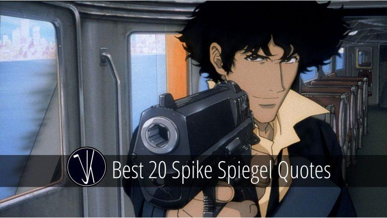 Spike Spiegel Quotes