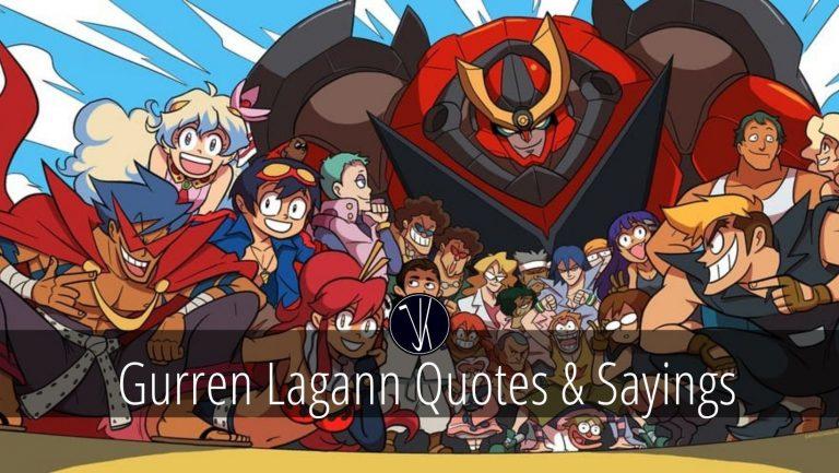 Gurren Lagann Quotes